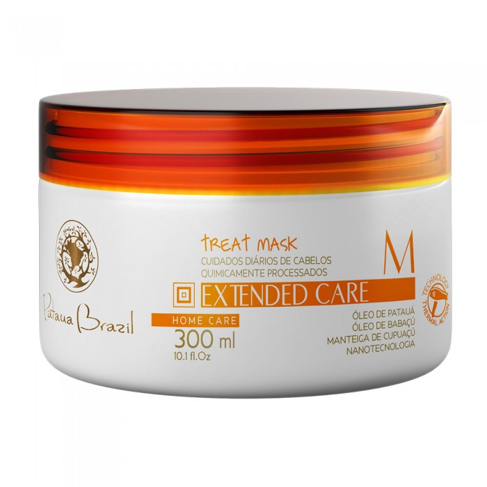 Pataua Brazil Extended Care Treat Mask - 300ML