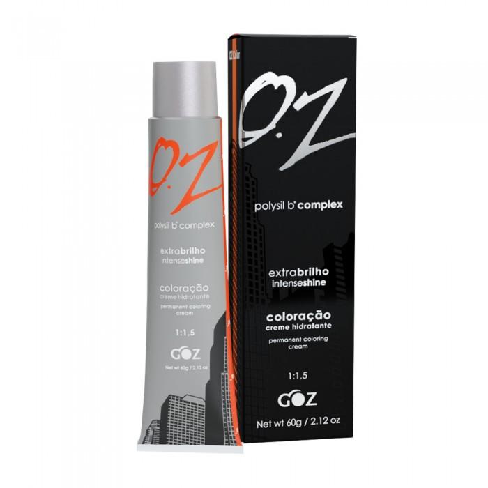 OZ Color Coloração Creme Permanente 60g
