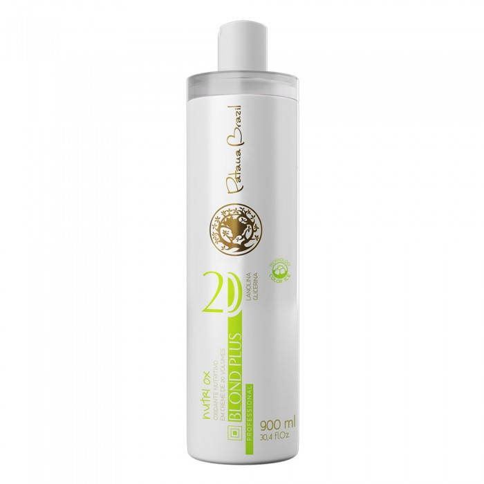 Blond Plus Nutri Ox 20 volumes - 900ML