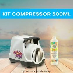 KIT 500ML  (Compressor + 500 ml)