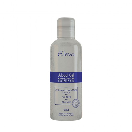 Eleva - Álcool Gel 120ml