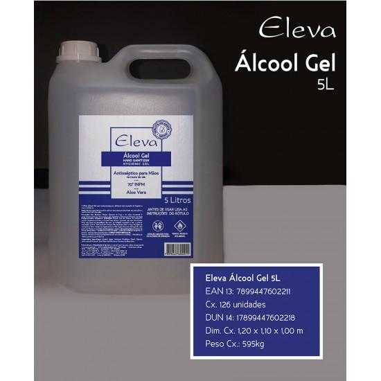 Eleva - Álcool Gel 5L