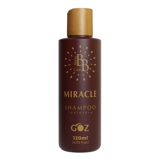 BB Liss Miracle Shampoo - 120ML