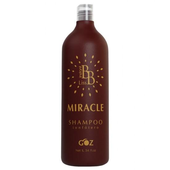 BB Liss Miracle Shampoo - 1L