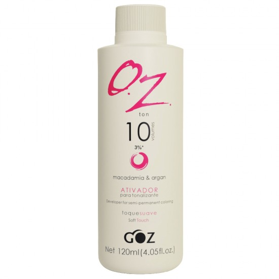 Ox 10 Volumes - 120ML
