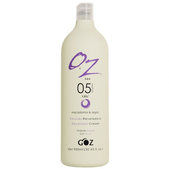 Ox 05 Volumes - 900ML