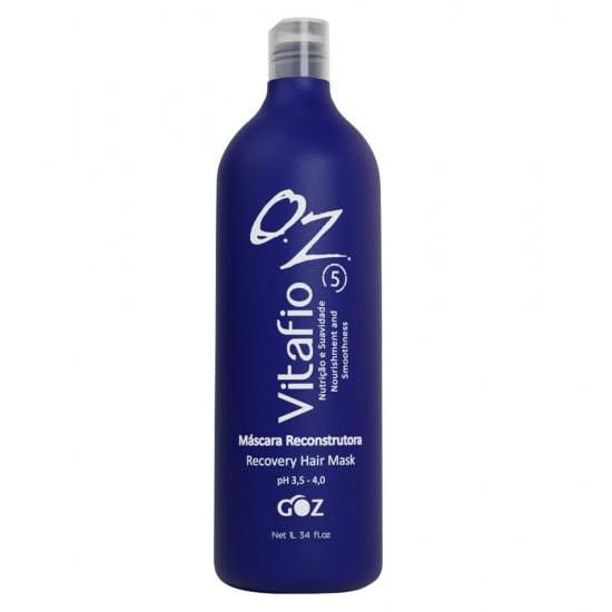 Vitafio Recovery Hair Mask 1L - Passo 5