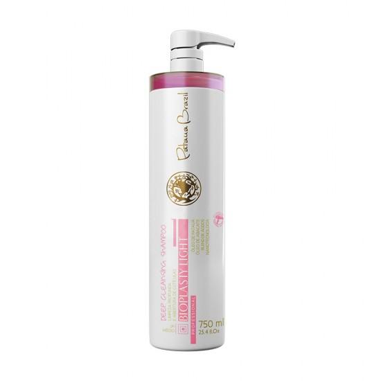 BioPlasty Light Deep Cleansing Shampoo - 750ML