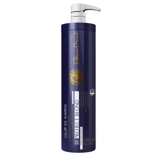 Protect Blond Color Ice Shampoo - 750ML