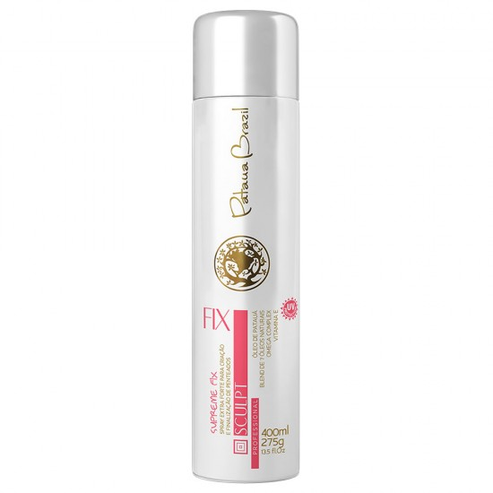 Sculpt Supreme Fix -  Hais Spray 400ML