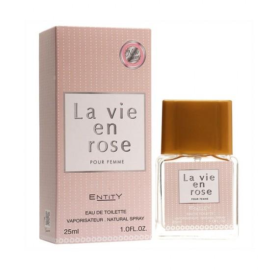ENTITY LA VIE EM ROSE - 25ml