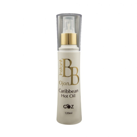BB Instant Liss Ojon Caribbean Hot Oil - 120ml