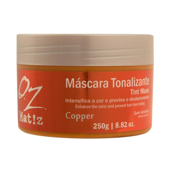 Máscara Tonalizante Cooper Oz 250g