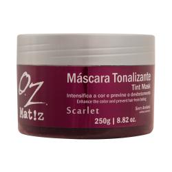 Máscara Tonalizante Scarlet Oz 250g