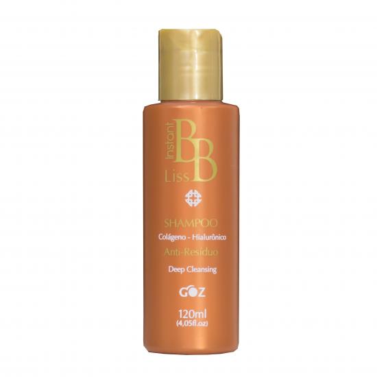 BB Instant Liss Shampoo - 120ML