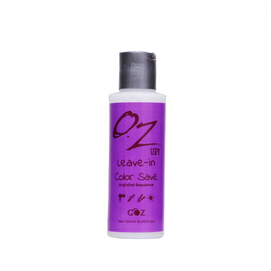Oz Up! Color Save Leave-in - 120ML