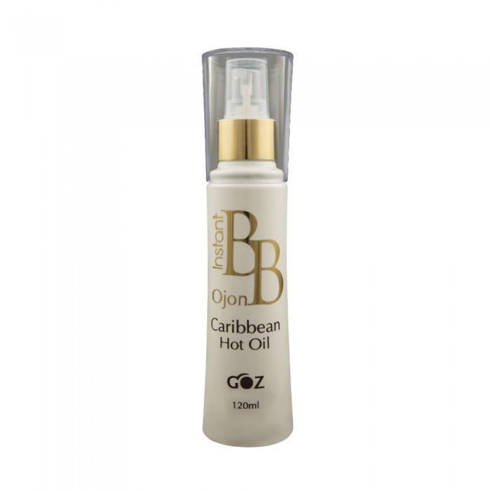 BB Instant Liss Ojon Caribbean Hot Oil - 120ml