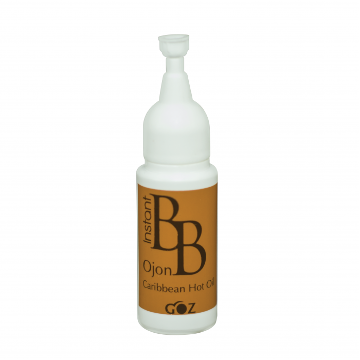 BB Instant Liss Ojon Caribbean Hot Oil - 10ml