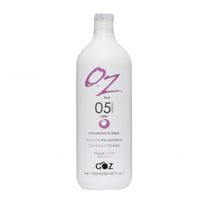 Goz Oz Color | Ox 05 Volumes - 900ML