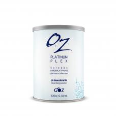 Platinum Plex | Pó Descolorante - 300g